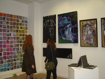 'Non-Fiction' group exhibition, Together Our Space Gallery, London