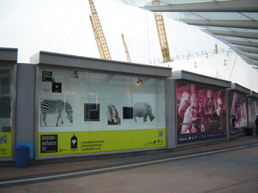 O2 Arena Exhibition